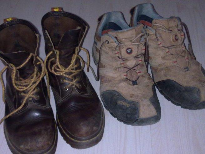 sepatu, boots