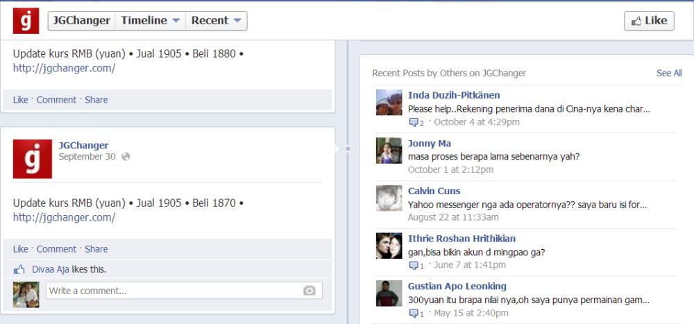 JGChanger juga ada di Facebook.