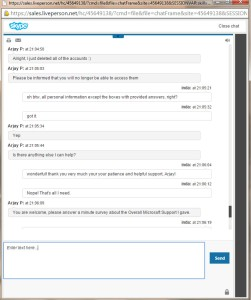 Skype chatsupport7